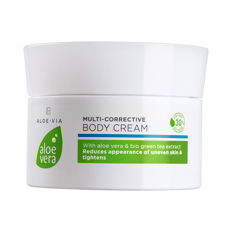 Crème correctrice pour le corps Aloe vera