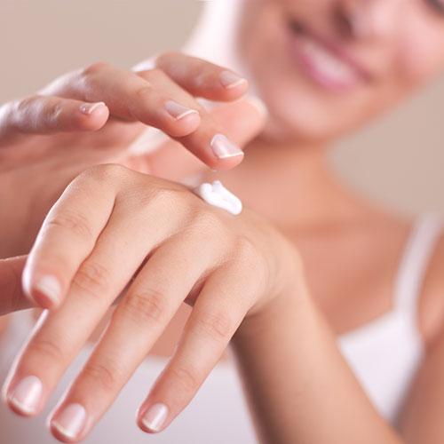 Crème douce pour les mains Aloe Vera