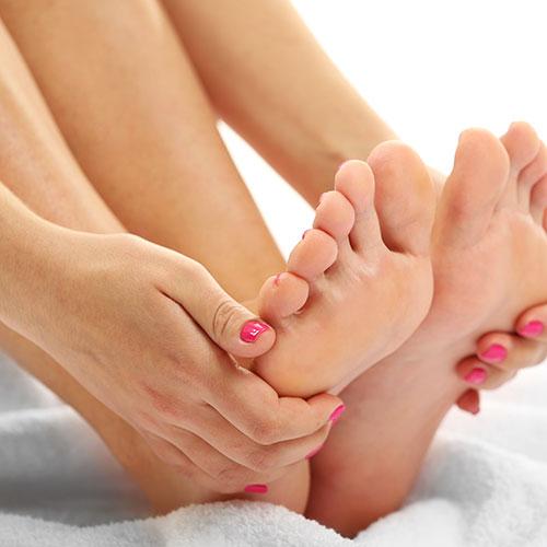Soin pour les pieds Aloe Vera