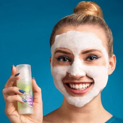 Magic Bubble Mask Aloe Vera