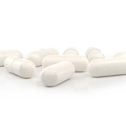 Capsules de colostrum bovin : capsules