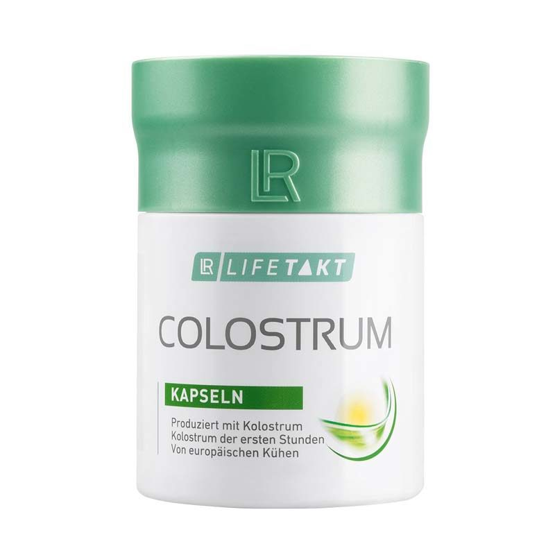 Capsules de colostrum bovin Lifetakt