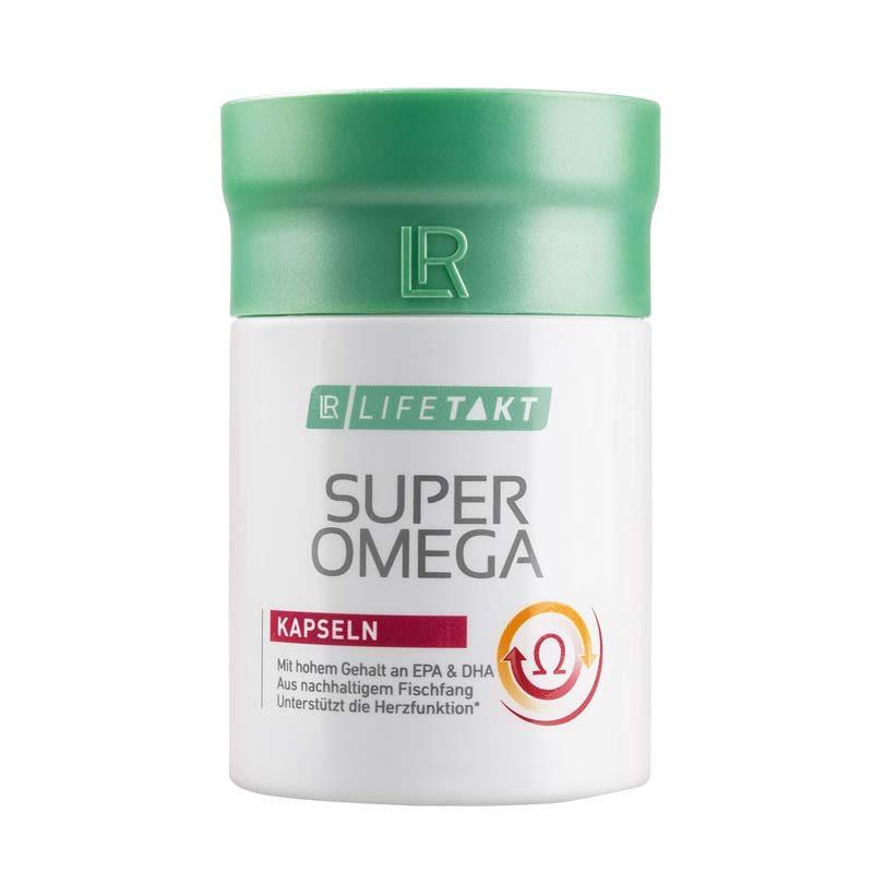 Compléments de Super Omega en gélules Lifetakt