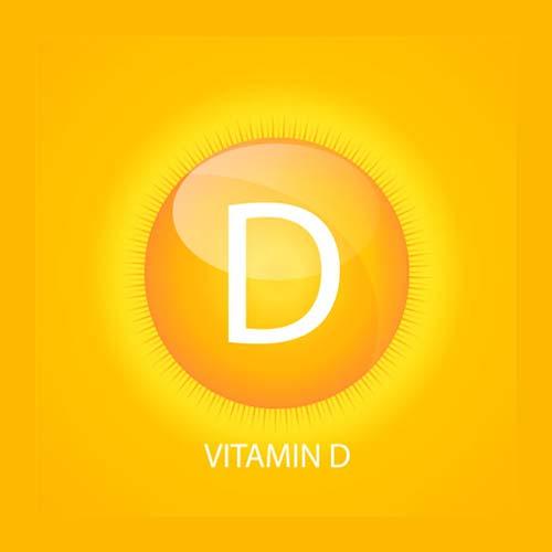 Sirop riche en vitamine aux fruits rouges : vitamine D