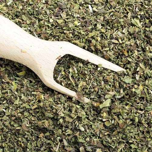 Cistus Incanus Tea : feuille de thé