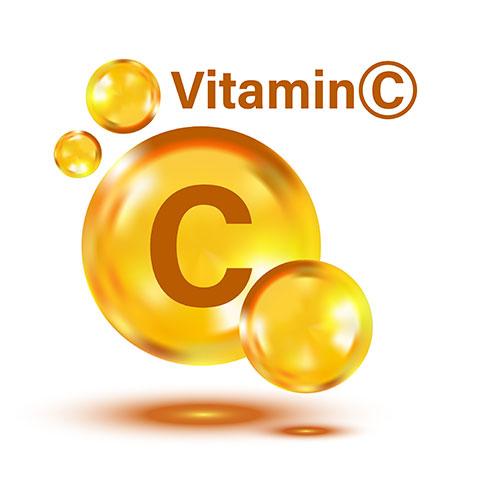Capsules pour la ménopause : vitamine C