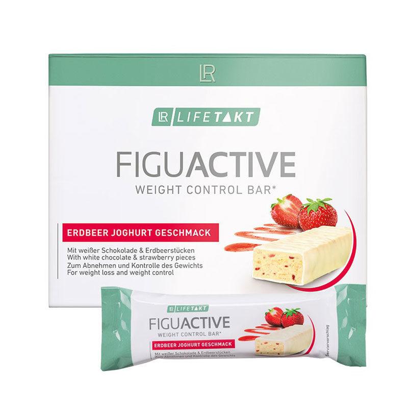Barre FiguActive saveur fraise yaourt