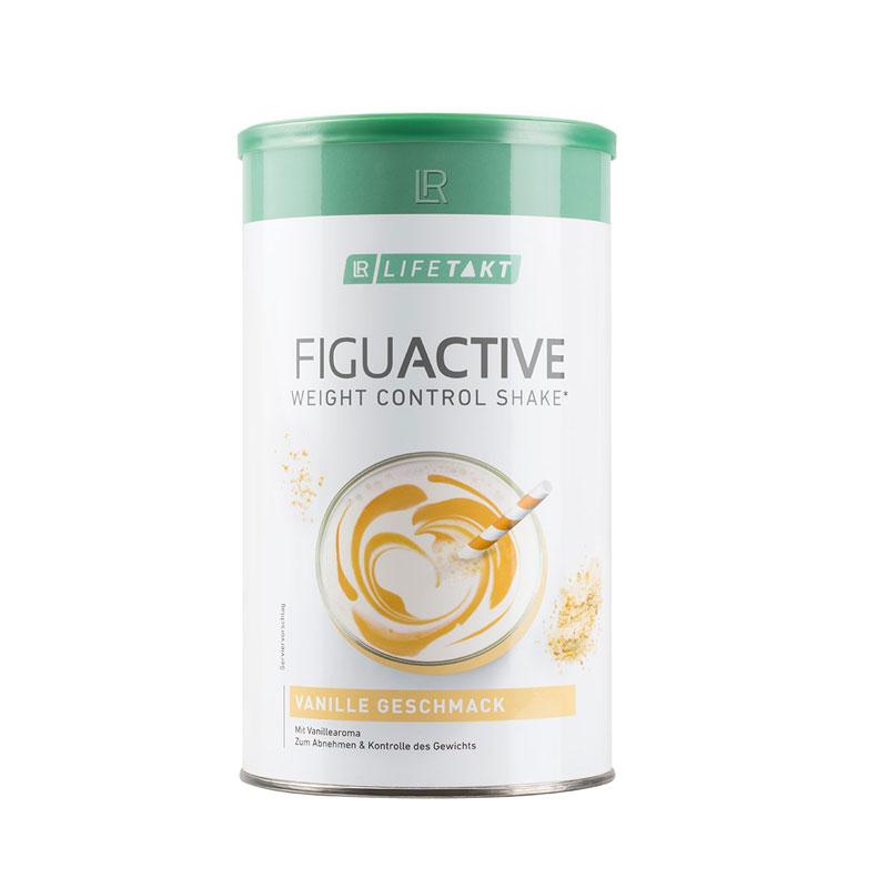 Shake saveur vanille FiguActive