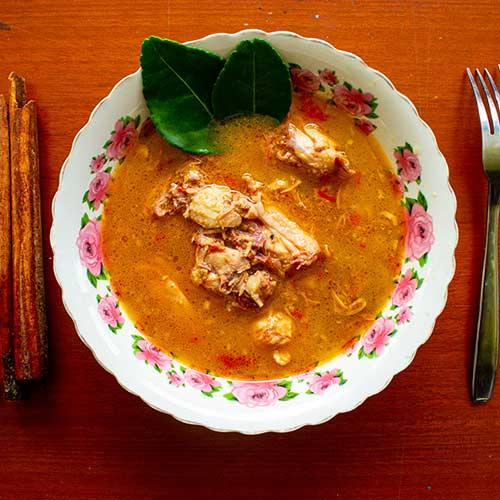 Soupe aux légumes et aux curry inde FiguActive : soupes