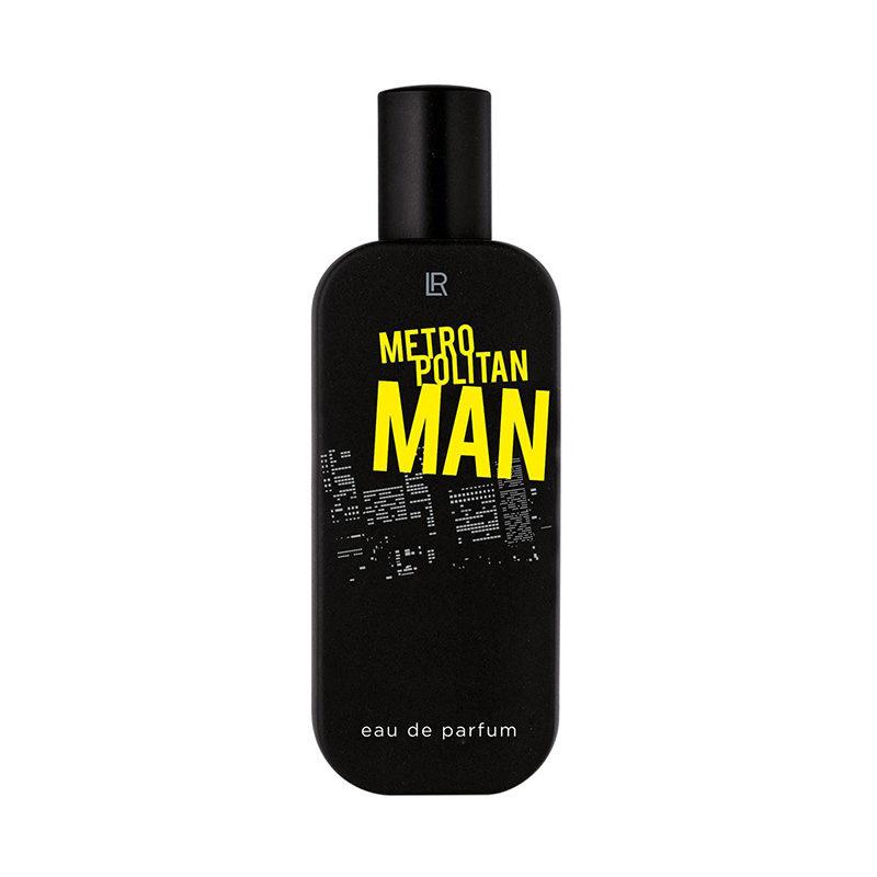 metropolitan man